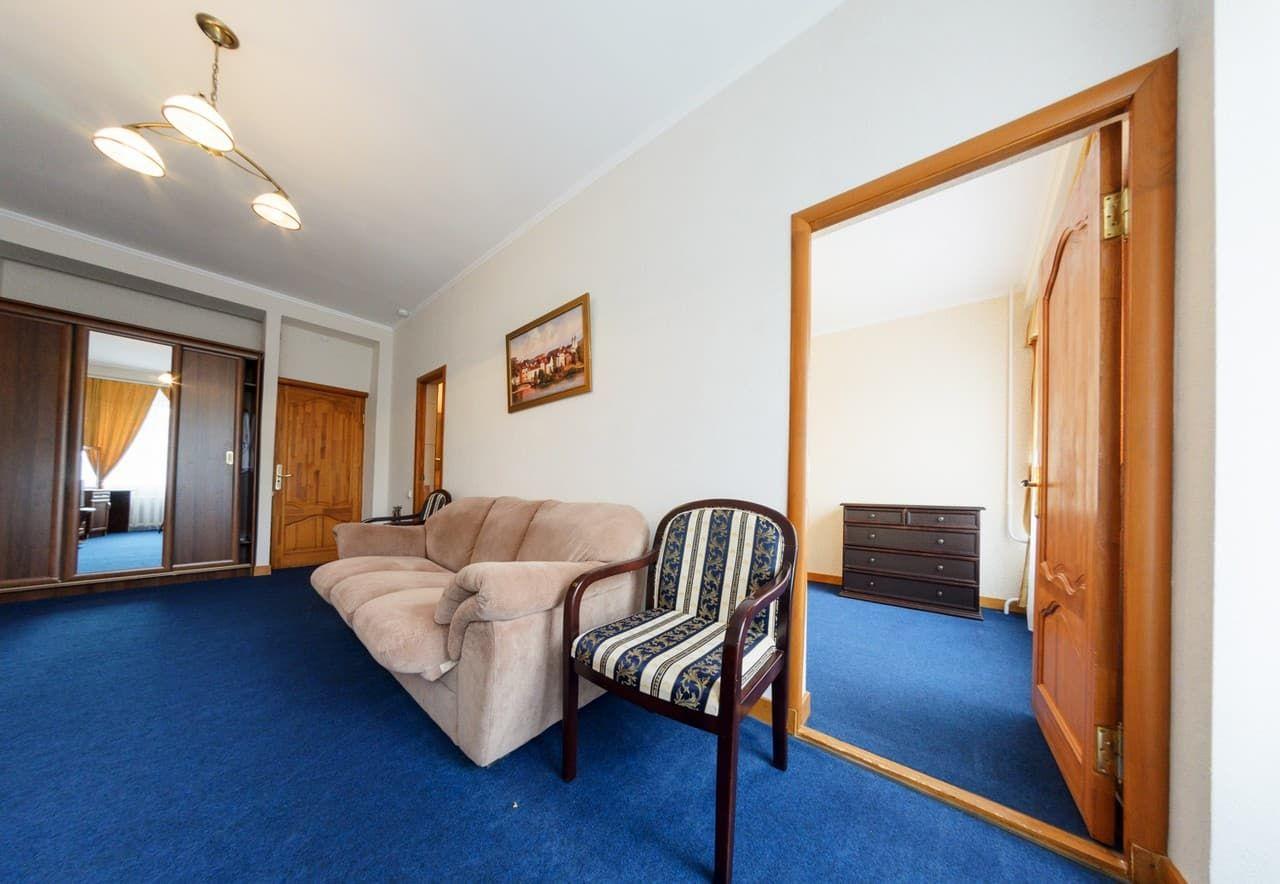 Люкс 1 местный 2-х комнатный 4 корпус