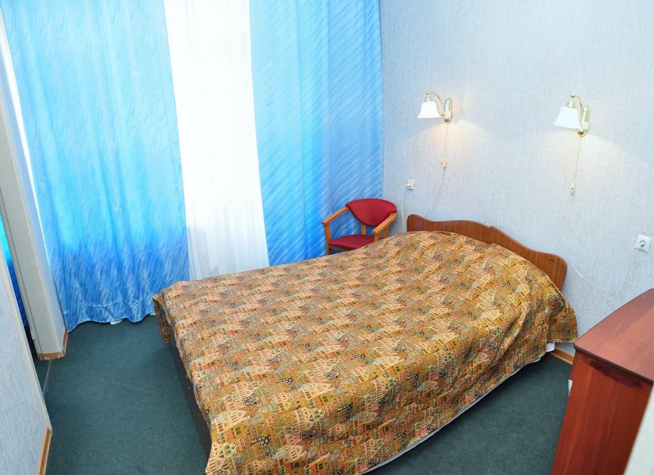 2-х местный 2-комнат 1-й категории 1-й корпус
